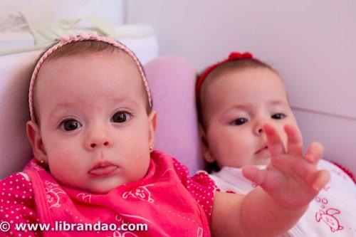 Gabriela e Luana
