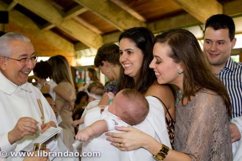 Batizado João Pedro